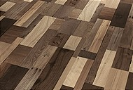 Wooden Patchwork натур