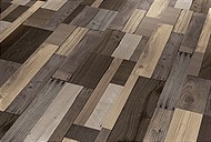 Wooden Patchwork состареный